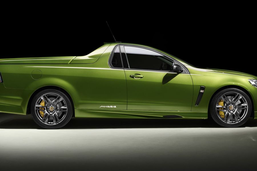 The HSV GTS Maloo Is The Ultimate 577bhp V8 Muscle Ute From Down Under