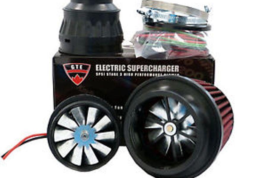 Lexus Power Turbo Air Intake Supercharger Fan JDM Kit FREE 2-3 DAY USA SHIPPING