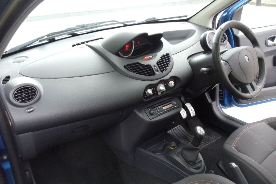 A Renaultsport Twingo 133 Is A Cheap To Run Pocket Rocket