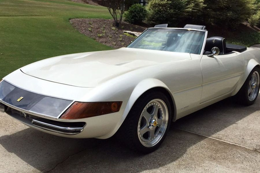 You Could Own This Ferrari Daytona Spyder Replica For Just 20k