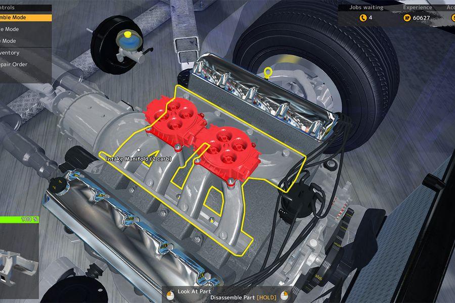 Car Mechanic Simulator Adds The 1/4-Mile And More DLC, Plus