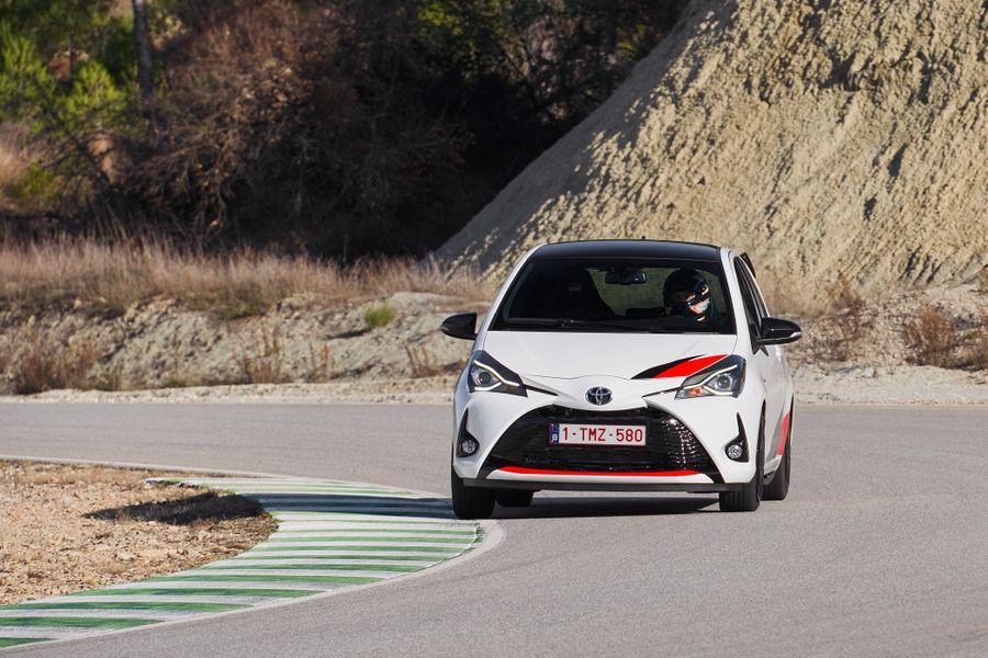 6 Ways The Toyota Yaris GRMN Tears Up The Rulebook