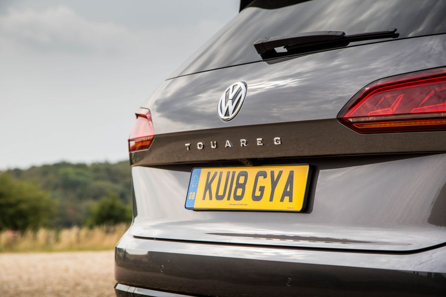 2019 VW Touareg Review: The Tech Is Amazing, And Sometimes