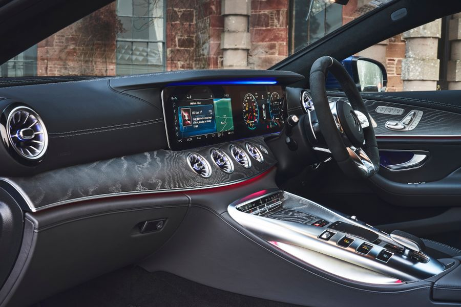 Mercedes-AMG GT 4 Door Review: Despite A Confusing Name