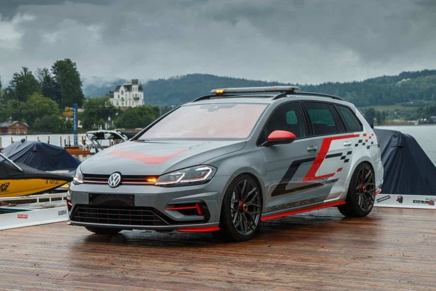 If Vw Makes A Golf Gti Tcr S It Should Be Like This Concept