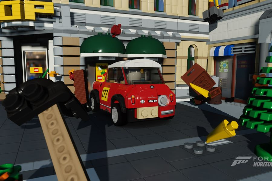 7 Things We Learned From Playing Forza Horizon 4 Lego Speed