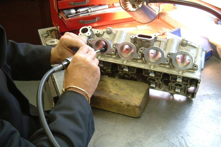 What Is Cylinder Head Porting, And How Does It Increase Horsepower?