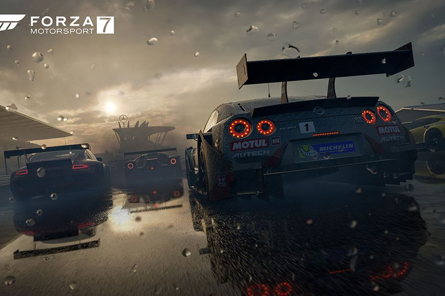 Here Is Forza Motorsport 7 S Full Track List