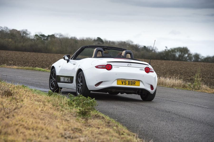 BBR's New Turbo Conversion Will Give Your 1 5-Litre ND MX-5