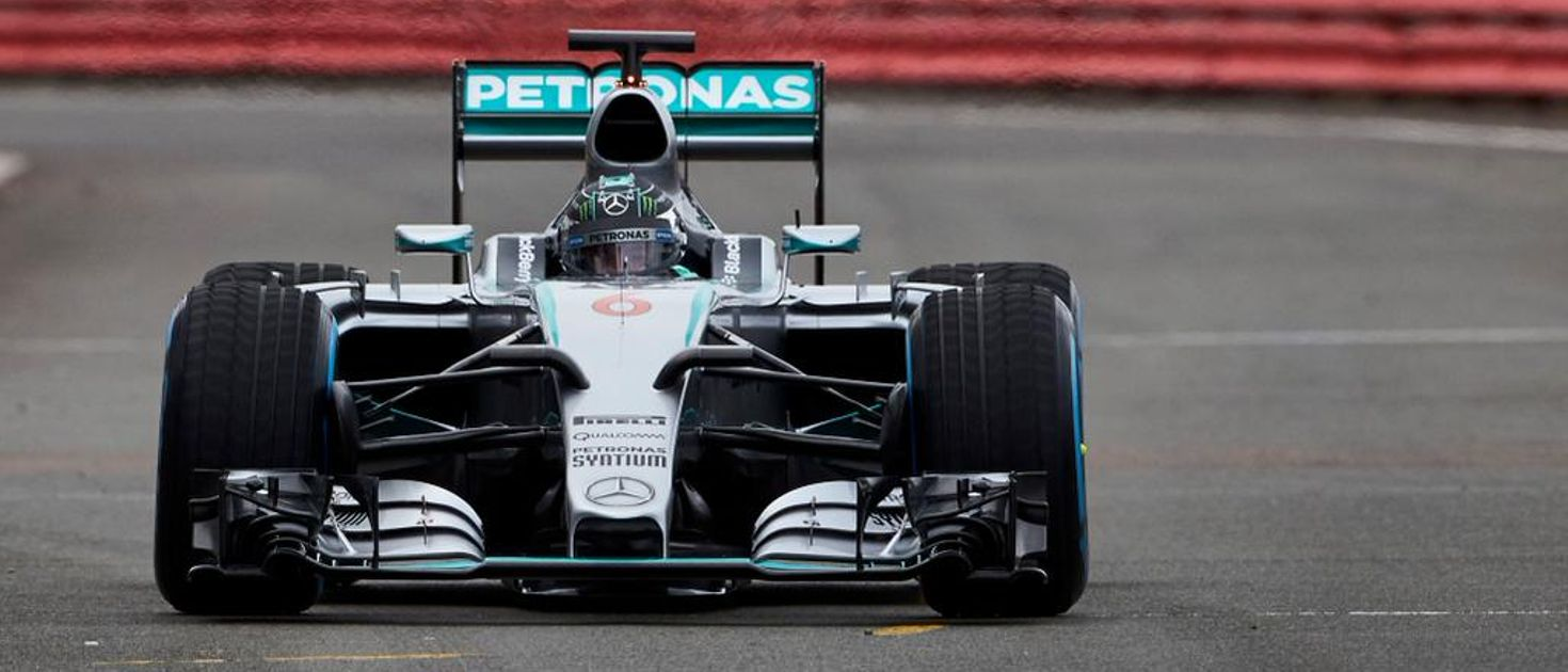 Take A Look At The New Mercedes W06 2015 F1 Car