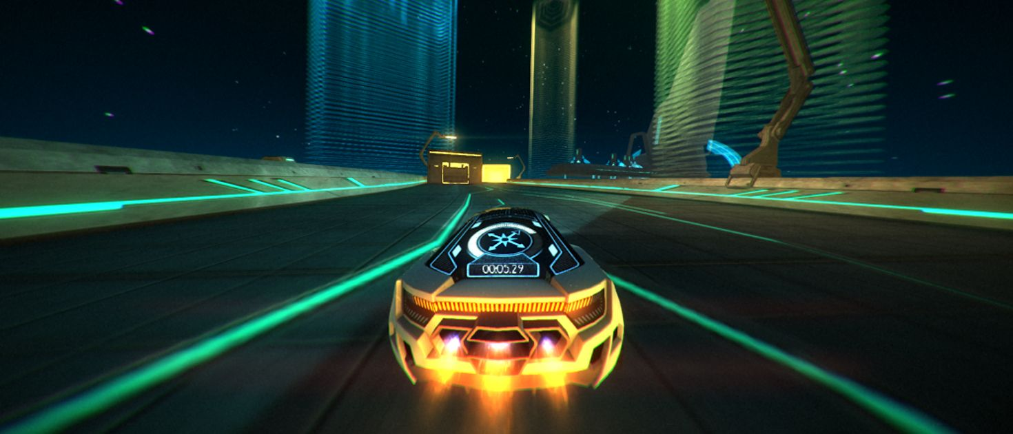 Used Cars Seattle >> 'Distance' Is The New Tron-Like PC Racing Game You'll Love