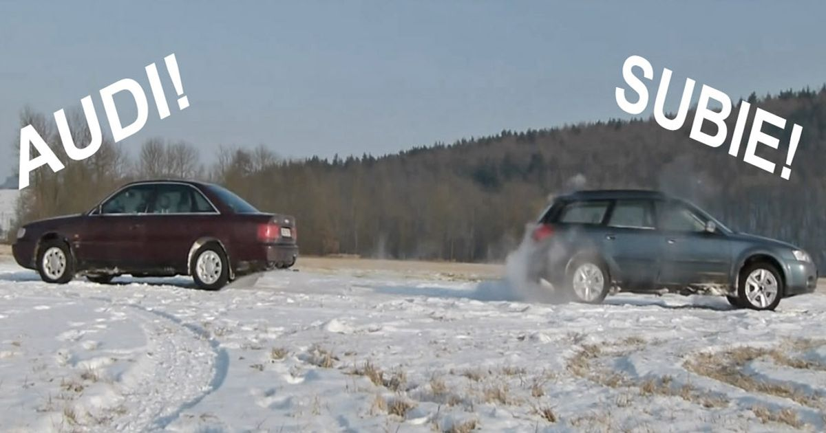 Audi Vs Subaru Which Is The Awd Champion