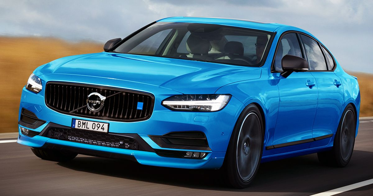 4 Things To Expect From The Volvo S90 Polestar