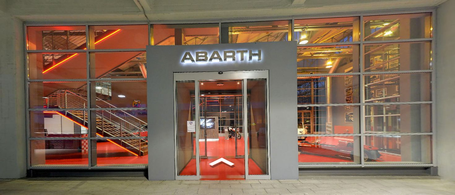 Take A Look Inside The Abarth Factory Without Leaving Your Sofa