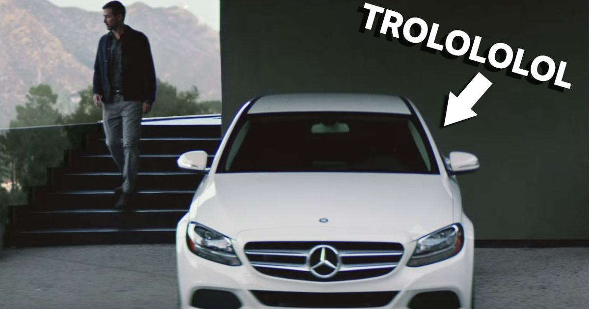 Audi USA Trolls Mercedes In Its New Commercial - Audi commercial