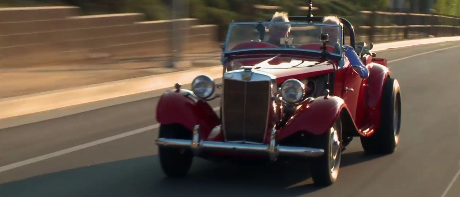 This 1952 MG TD Hot Rod Proves Everything\'s Better With A V8 ...