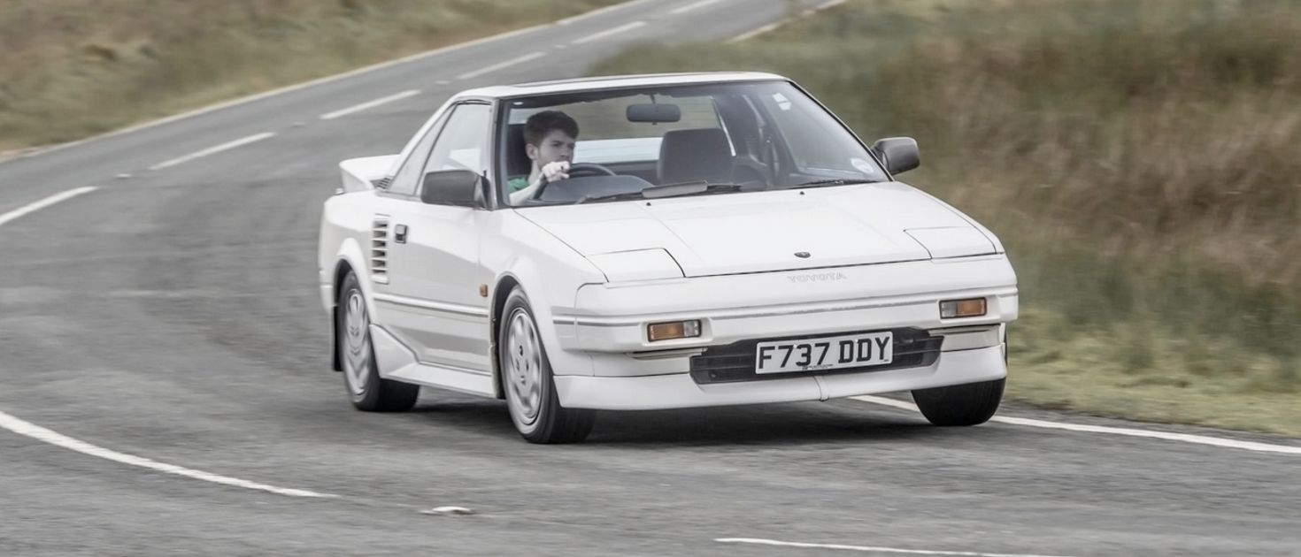 What It S Like To Live With A 27 Year Old Toyota Aw11 Mr2