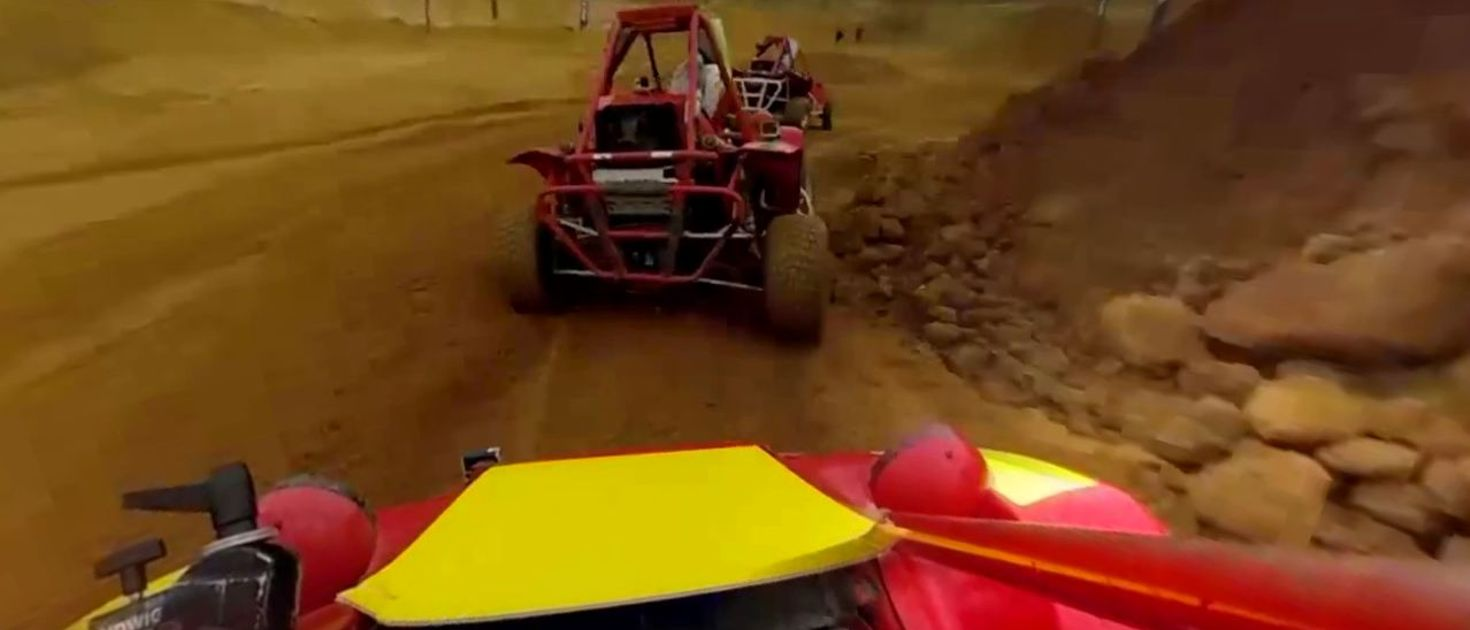 The Best Way To Watch A Sand Buggy Race Is With A 360