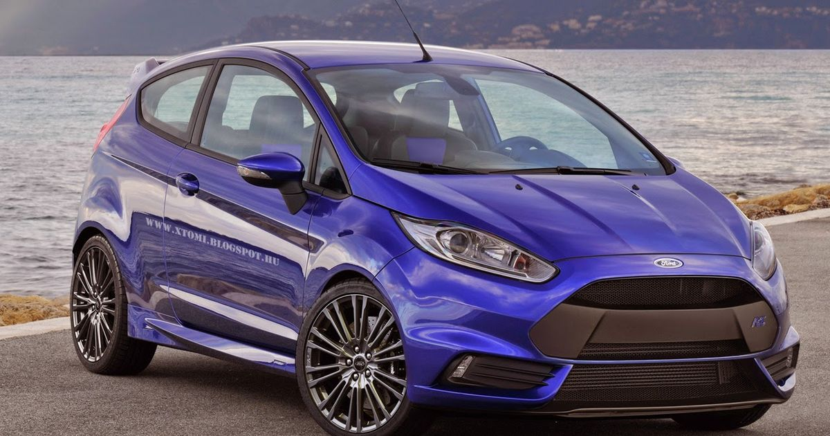 Ford Fiesta Rs 2017 >> Ford Is Categorically Not Working On A Fiesta Rs