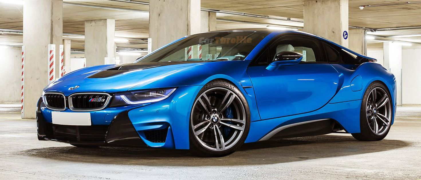 This Is How Mesmerisingly Good An M Version Of The Bmw I8 Would Look