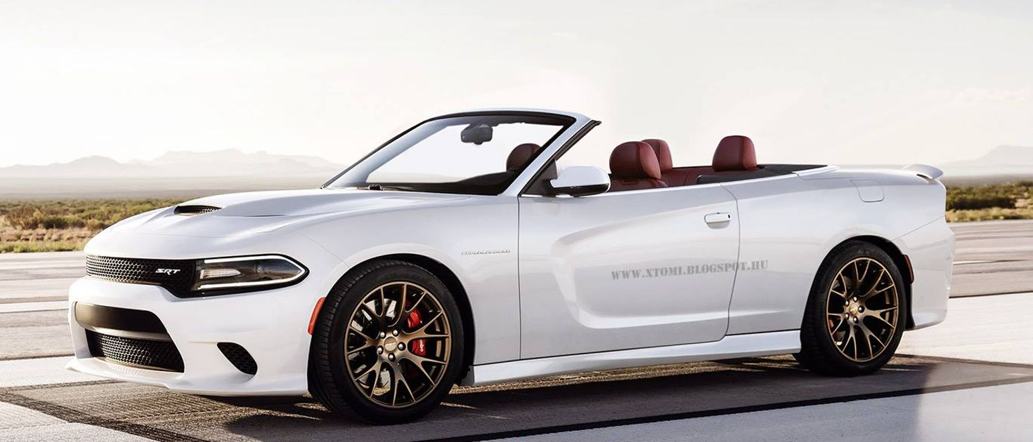 What Do You Think About A Dodge Charger SRT Hellcat ...