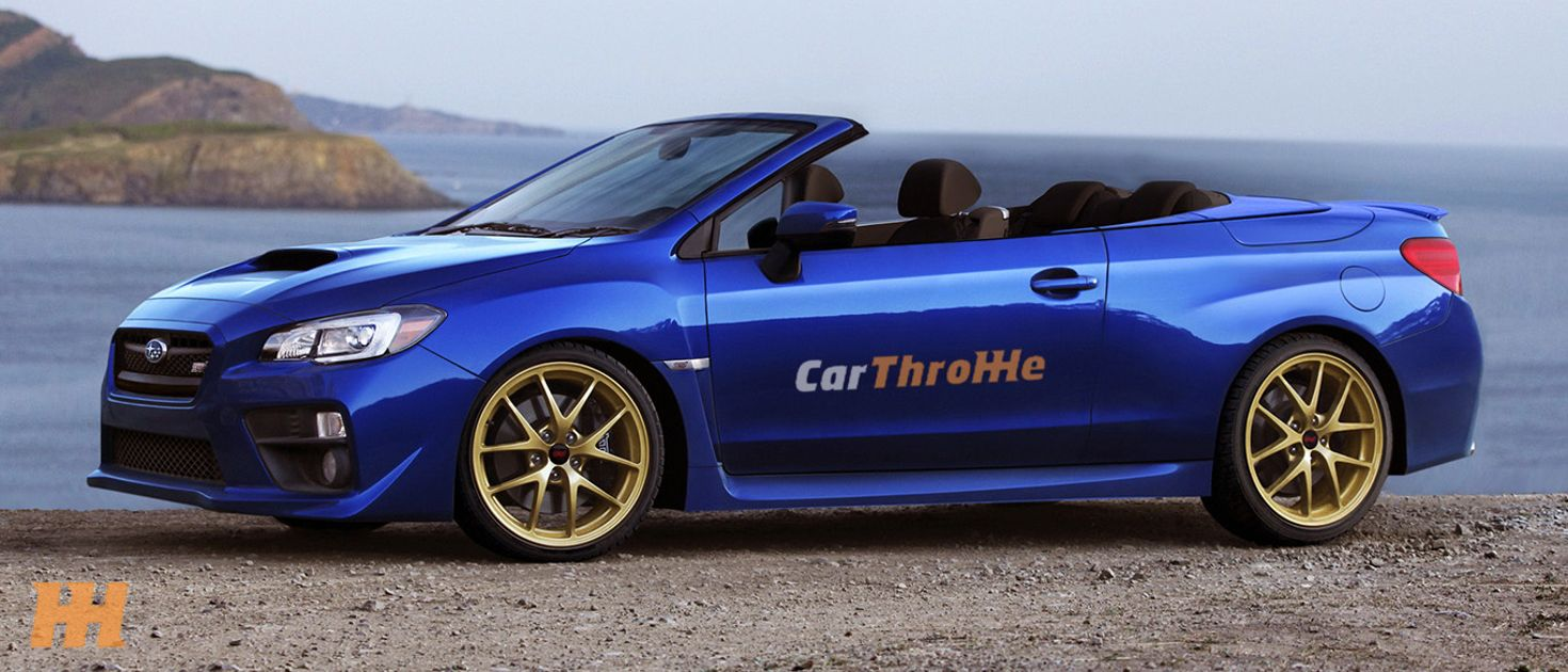 Is There A Place In The World For A Subaru Wrx Sti