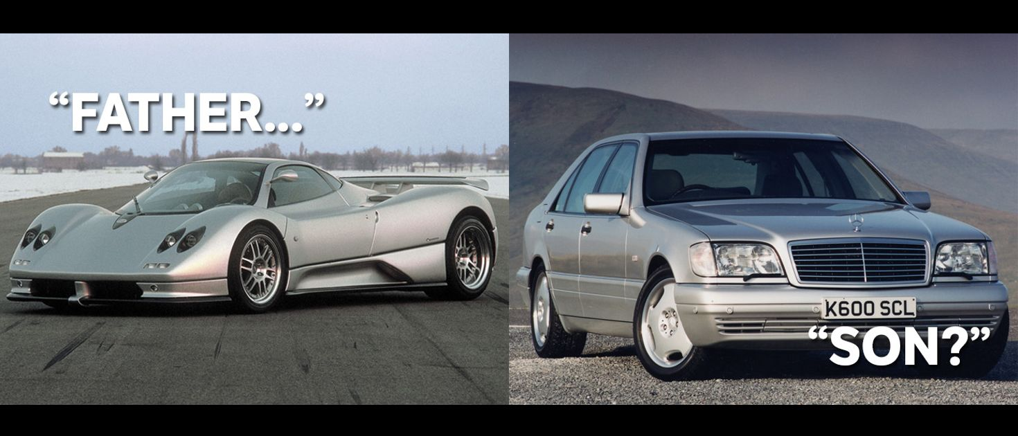 6 Ordinary Cars That Share Engines With Exotics