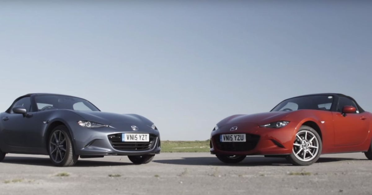 why the 1.5 mazda mx-5 is better than its bigger 2.0 brother