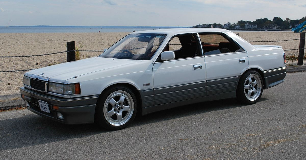 U.S. Rotary Fans: Buy This 1986 Mazda Luce Royal Classic Before Someone LS-Swaps It