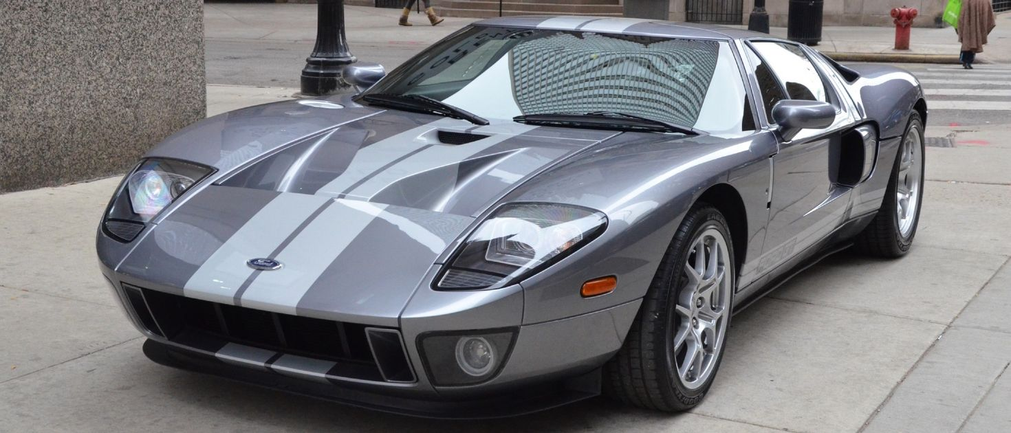 The Old Ford Gt Is A Blue Collar Supercar You Can Buy Right Now