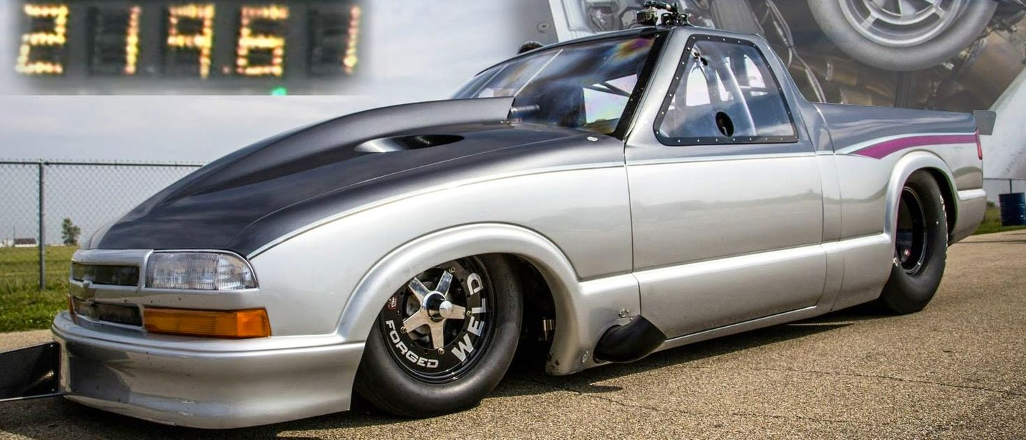 Here S A Closer Look At That Insane World S Fastest Street Legal Drag Car