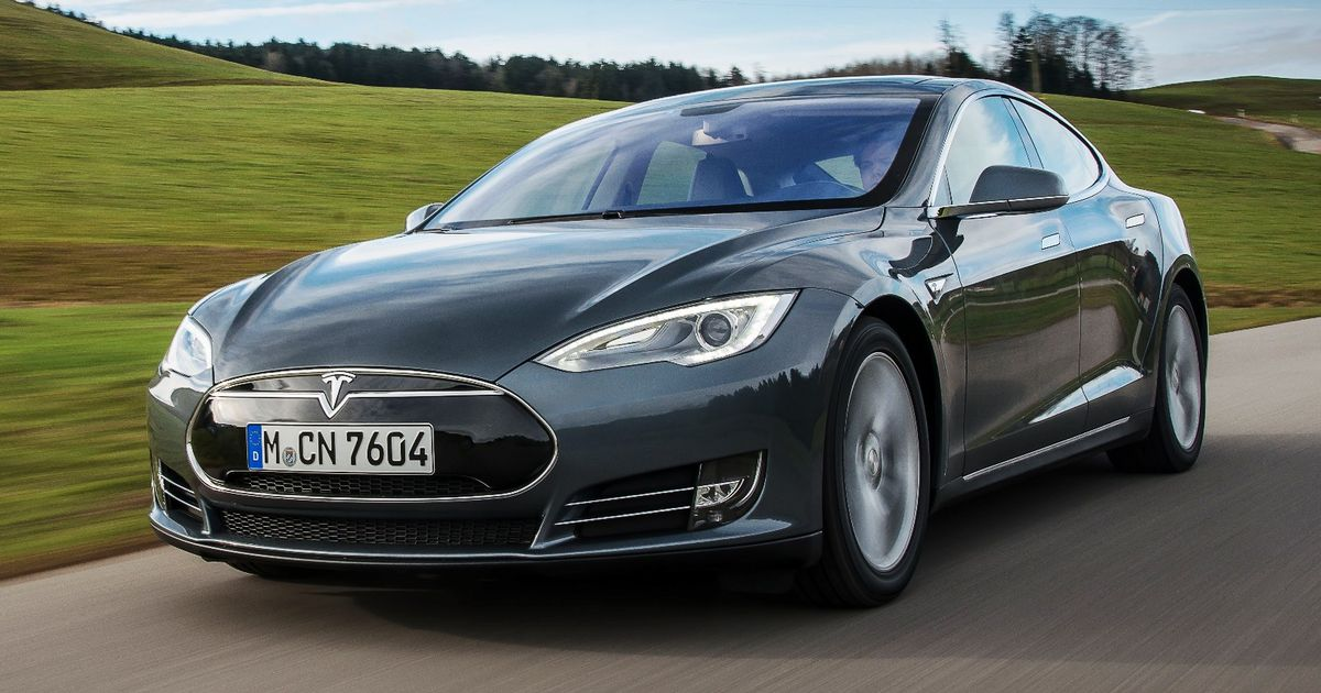 You Can Now Summon Your Tesla From The Garage And In 2