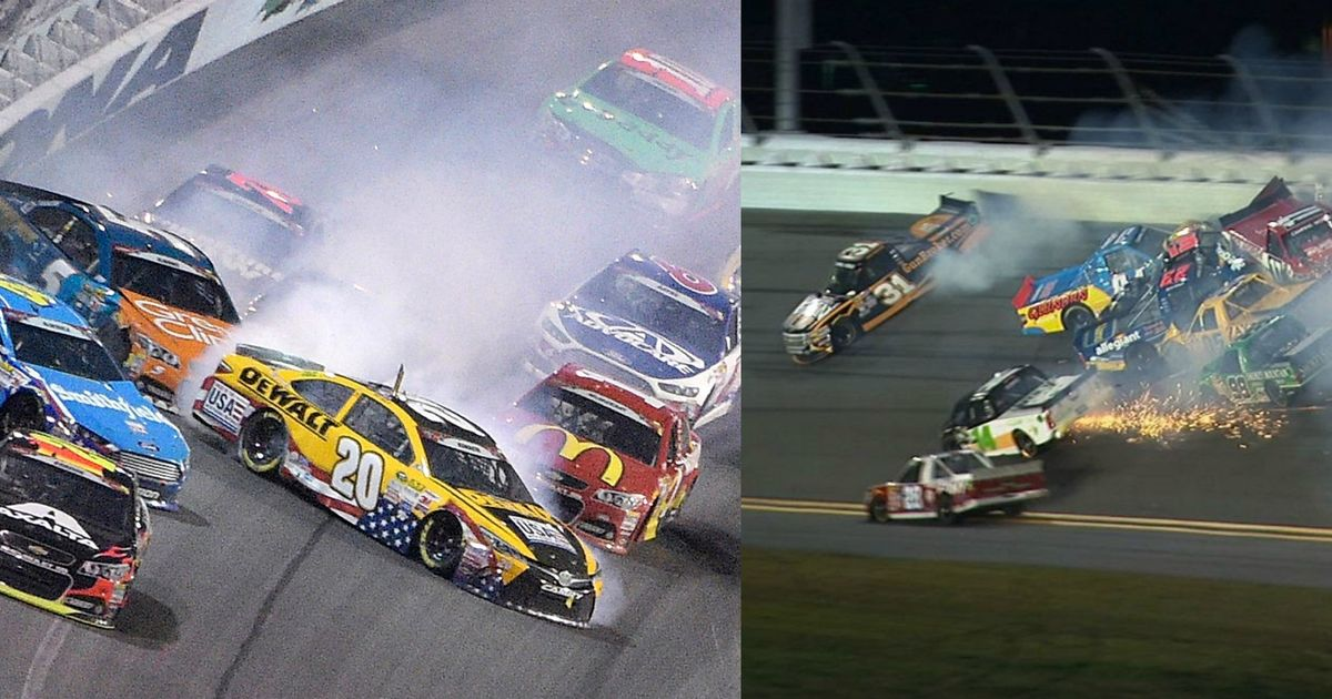 These Are The Differences Between Nascar Sprint Cup And Truck Series Cars