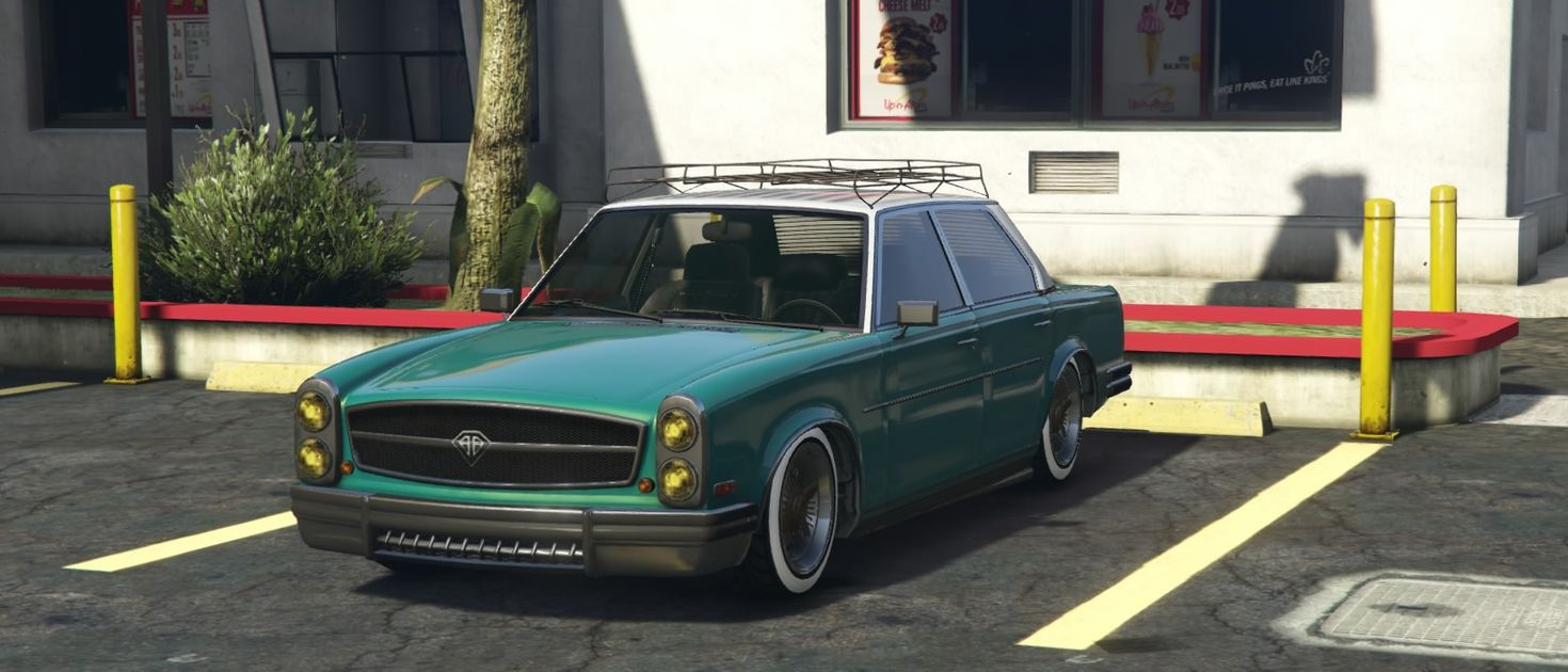 The Coolest Modified GTA Cars Made By You Guys