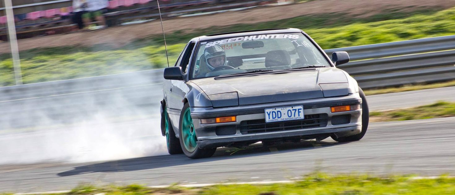 This Fwd Honda Prelude Is Drift Car Trolling At Its Best