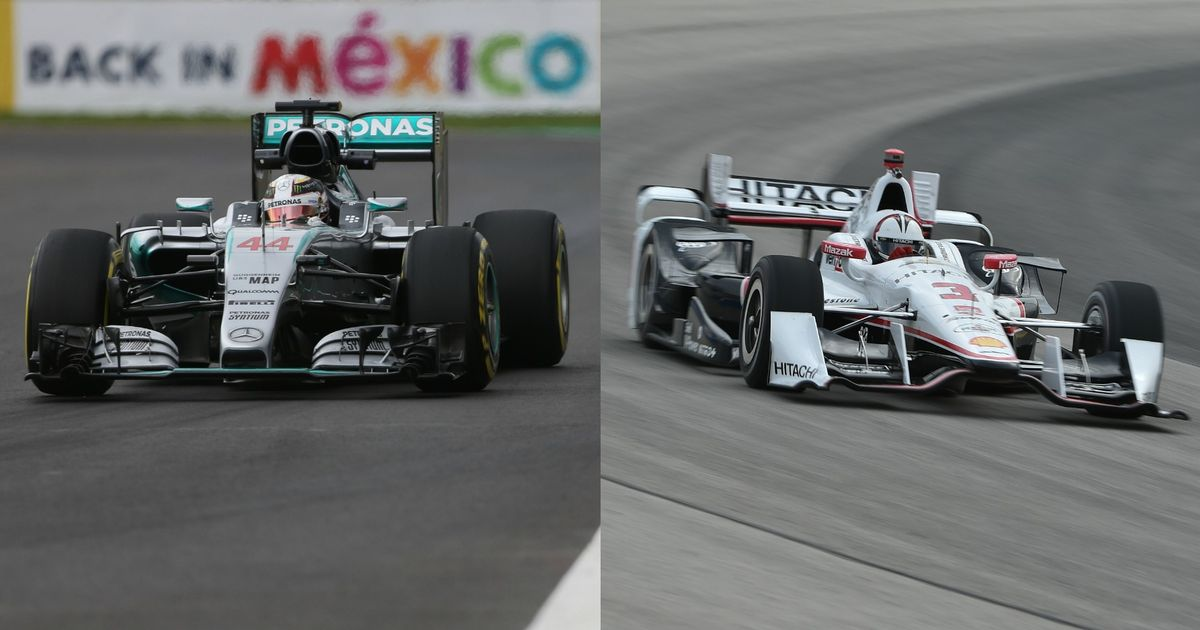 Here Are The Differences Between And Indycar