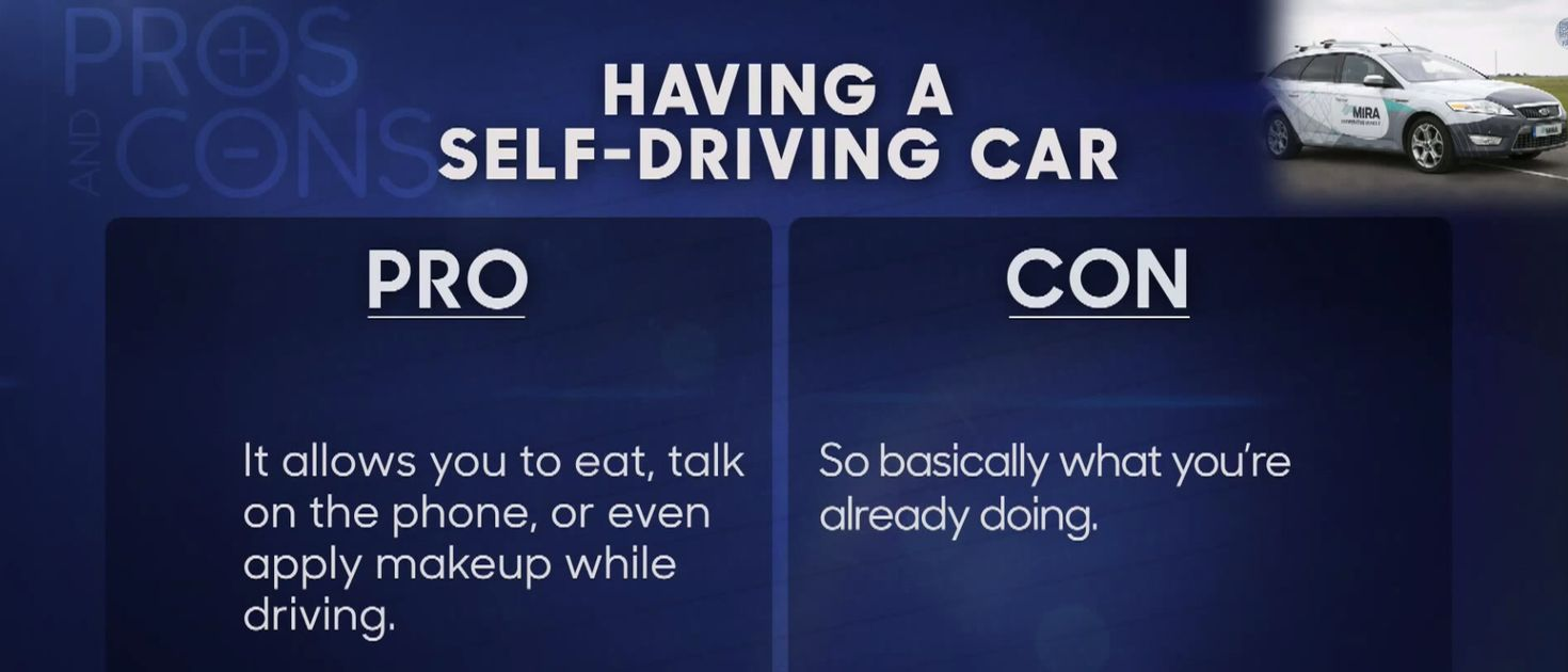 A satirical look at the pros and cons of owning a self for Pros and cons of owning a mercedes benz