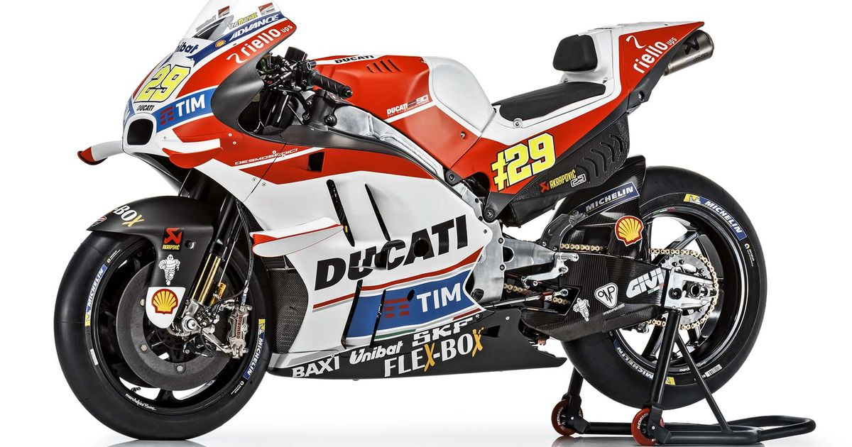 Ducati S New Motogp Racer Has The Most Extreme Aero We Ve Ever Seen On A Bike