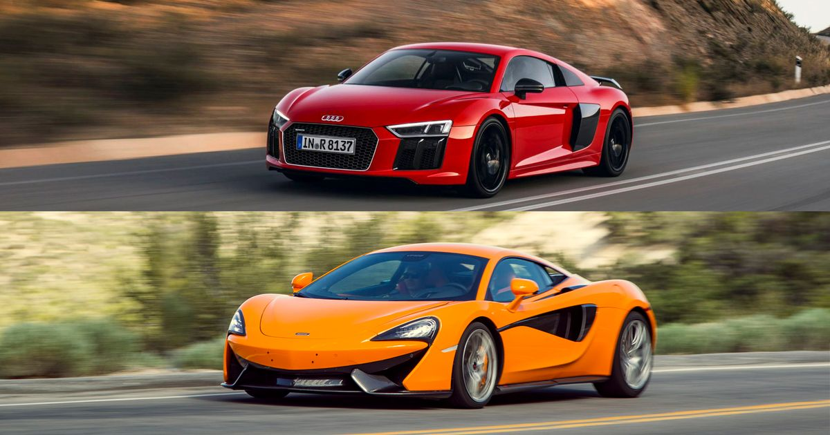 6 Cars You Could Buy Instead Of The New Audi R8