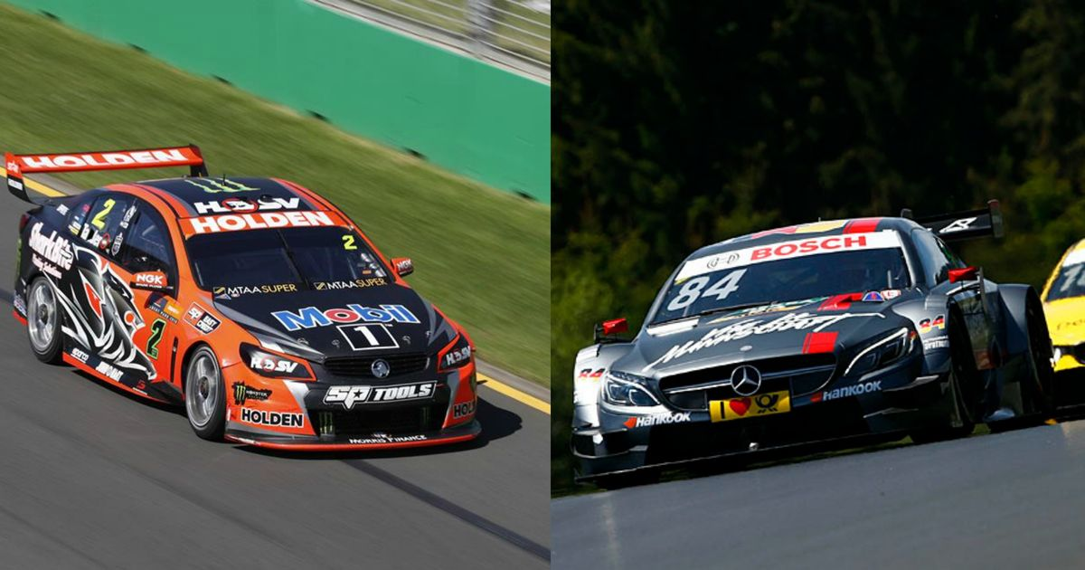 How Supercars Compares To The Dtm Series