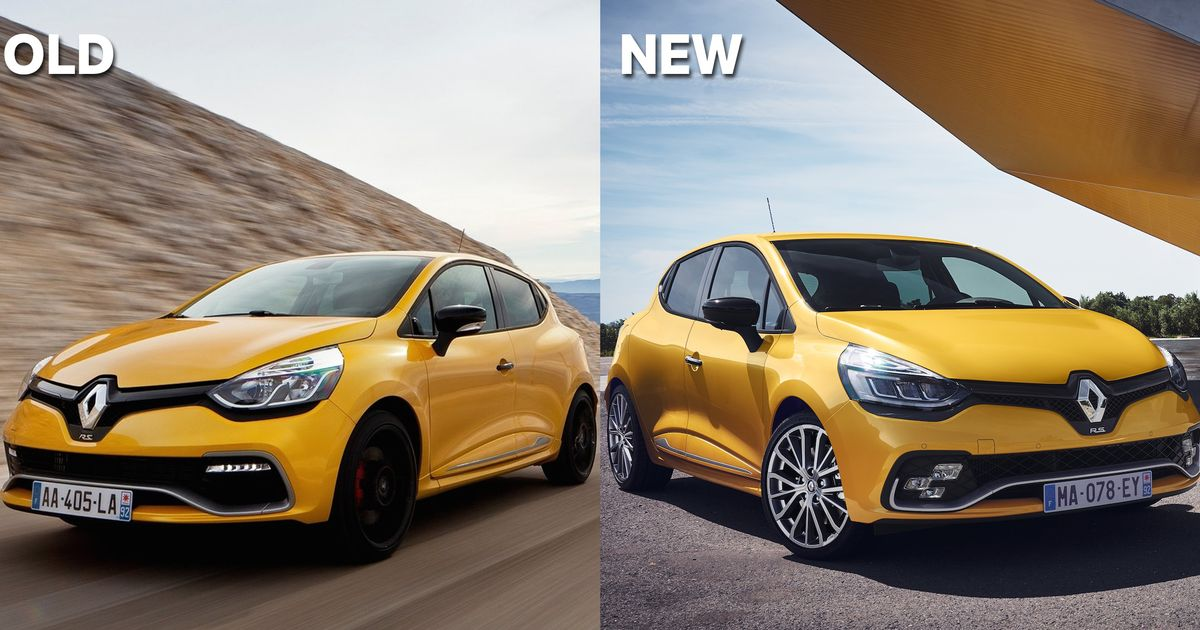 The Renault Sport Clio Has Been Given A Bunch Of Updates But Not The One Thing It Needs