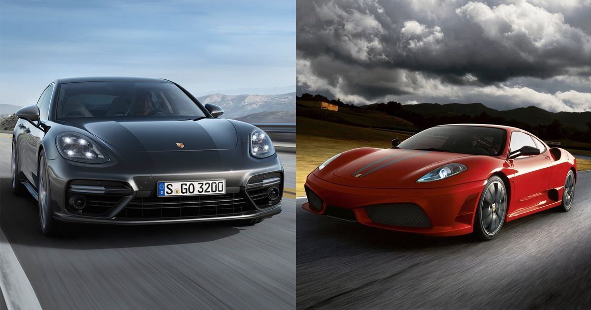 Luxury Vehicle: 7 Seriously Fast Cars The New Porsche Panamera Turbo Just