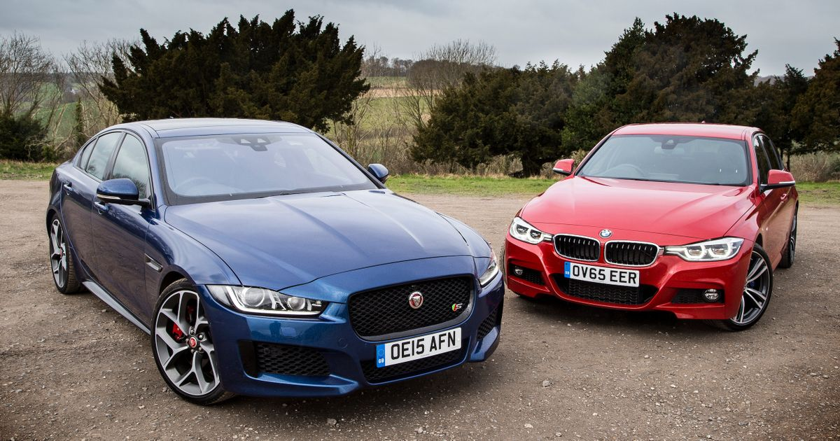 jaguar xe s vs bmw 340i has the 3 series finally been beaten. Black Bedroom Furniture Sets. Home Design Ideas