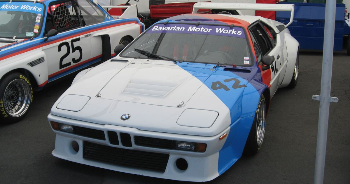 This BMW M1 Race Car Could Be The Ultimate Barn Find Of 2015