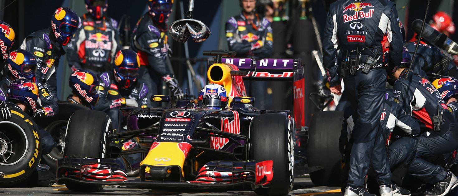 All You Need To Know About A Formula 1 Pit Stop