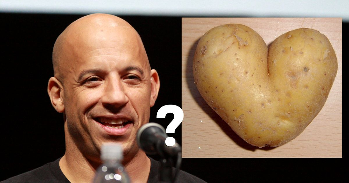 Vin Diesel Or Potato