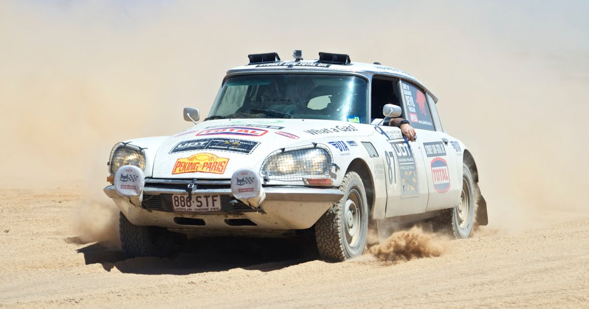 6 Awesome Car Rallies For Every Budget