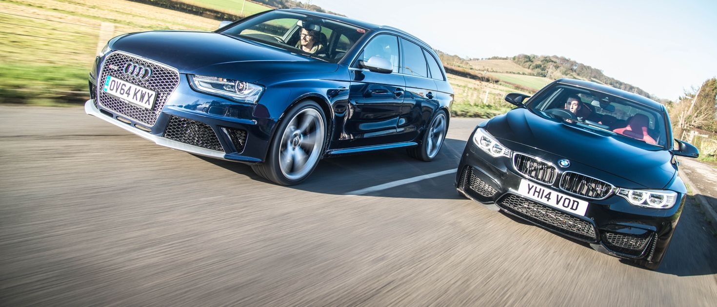 RWD BMW M3 Vs AWD Audi RS4: Which Will Win Our Battle Of The ans?