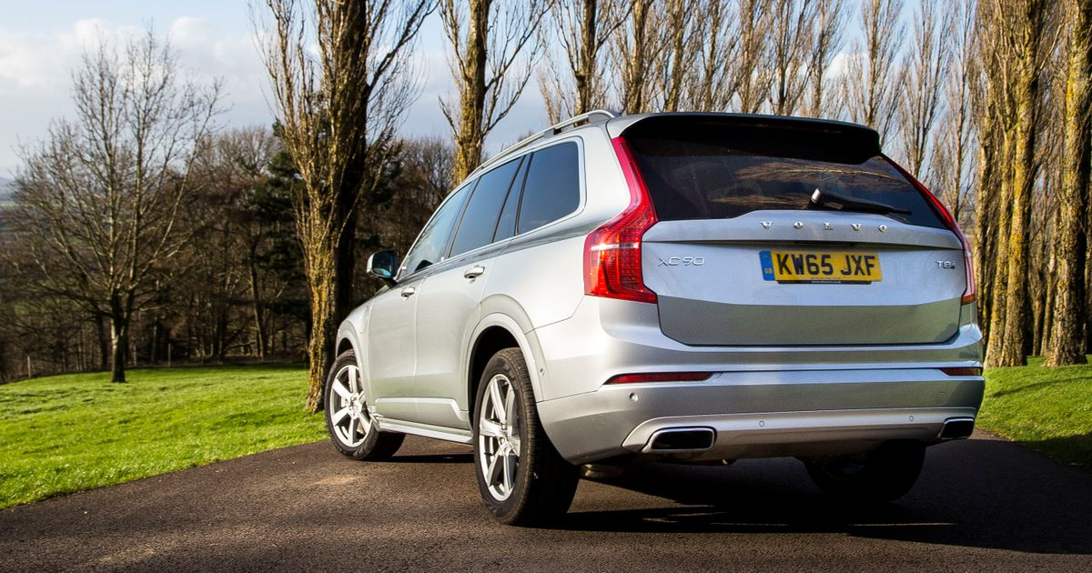 The 400bhp Volvo Xc90 T8 Is A Fast Suv People Won T Hate