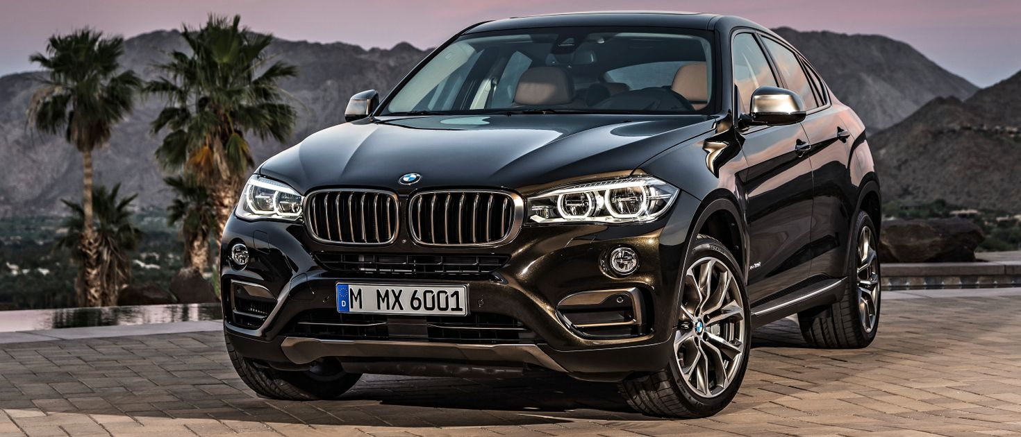 BMW 3 Series bmw x6 sport for sale The New BMW X6 Is The Latest 'Coupe' SUV That'll Sell In ...